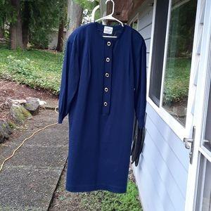 Navy blue Ciao dress